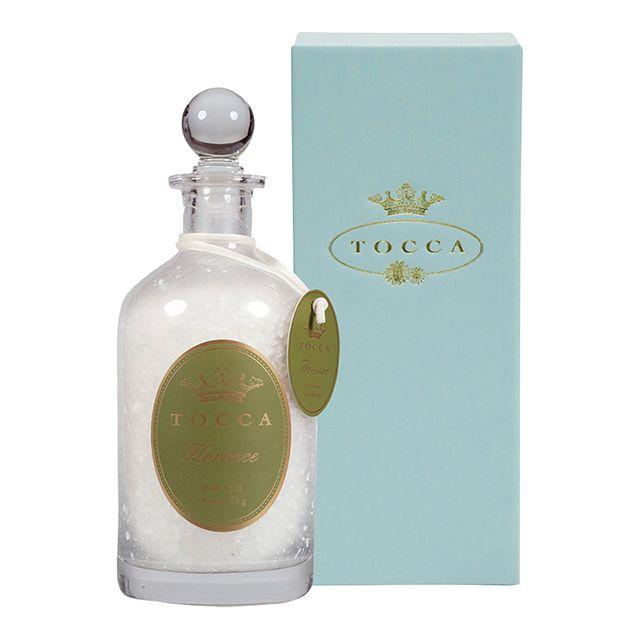 TOCCA(トッカ)バスソルト フローレンスの香り