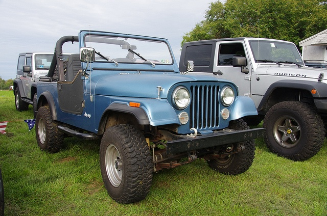 1000+ images about Jeep C7 on Pinterest | Jeep scrambler ...