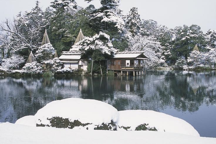 Kenrokuen(Kanazawa-shi Ishikawa)