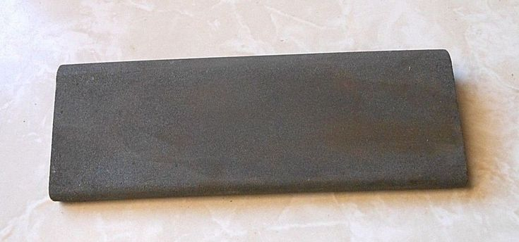 """Vintage Oil Stone to sharpen knives chisels blades machinist tools 2 1/4 x 6"""" #Unbranded"""