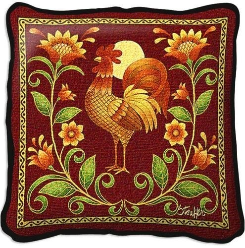 Top 75 best Rooster Pillows images on Pinterest | Country french  UP65