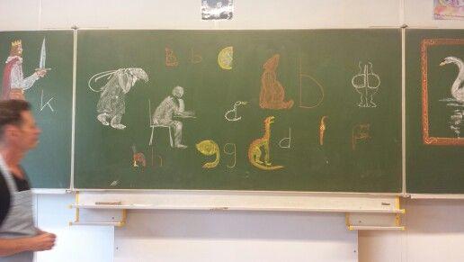 Letterbeelden klas 1