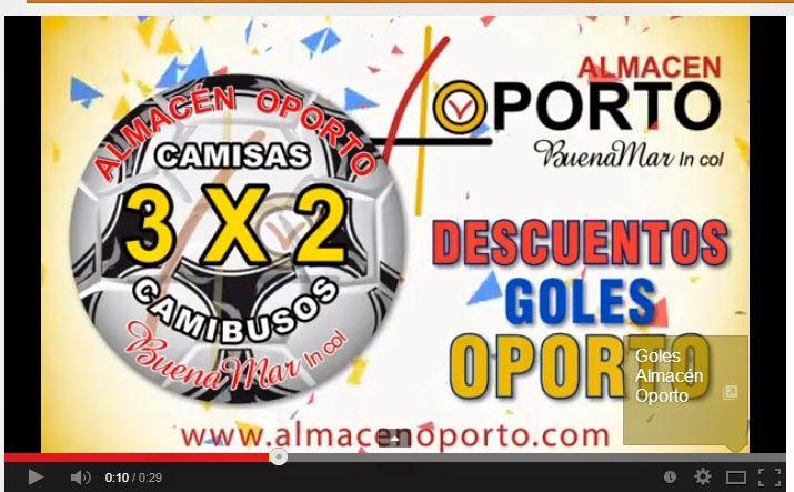 ALMACEN OPORTO: Copa BuenaMar In Col  Almacén Oporto
