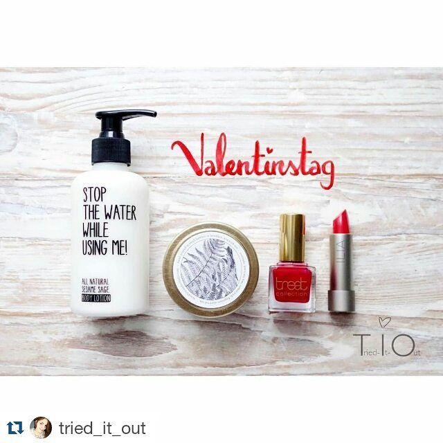 Im aktuellen Blogpost von Julia geht es u.a. um unsere Valentinsboxen  #naturkosmetik #valentinsbox #PURITYBAG #beautybox #lovemade #Red #loveatfirstsight #headoverheelsinlove #endlesslove  _ #Repost @tried_it_out
