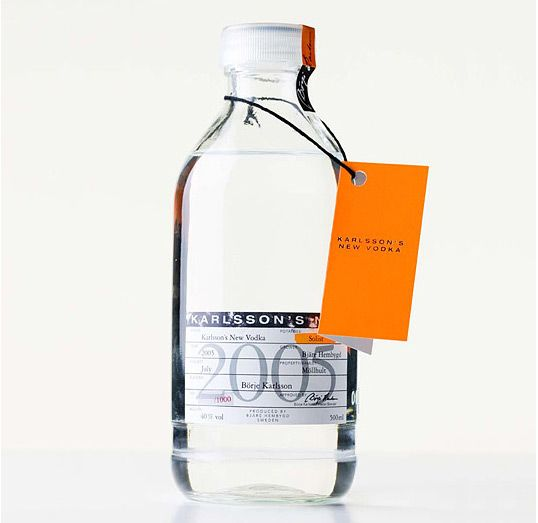 Karlsson's Vodka - Best Vodka Brands from Sweden - #Karlssons #KarlssonsVodka #Vodka: Vodka Packaging, Brandingpackag Design, Branding Packaging Design, Karlsson Vodka, Karlsson Karlssonsvodka, Design Packaging Design, Designpackag Design, Packaging Vodka, Karlssonsvodka Vodka