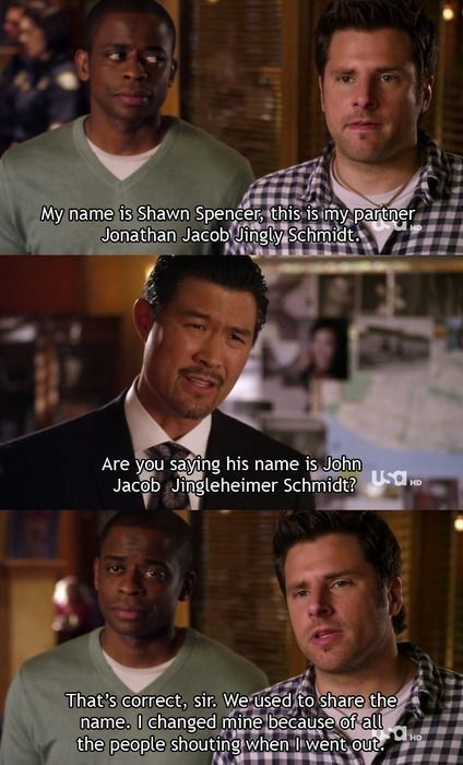 I love you Psych! #psychOUT