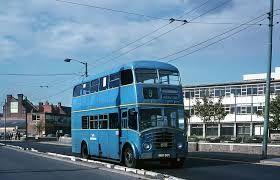 1953 LEYLAND TITAN PD12/ 12 - Walsall now WMPTE