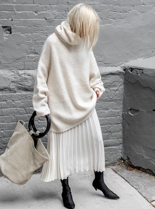 A Blogger-Approved Way To Do Winter White