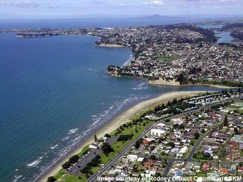 Hibiscus Coast, this is where I live.