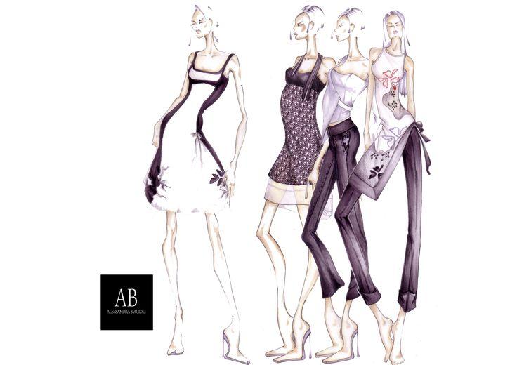 Alessandra Biagioli Fashion Designer