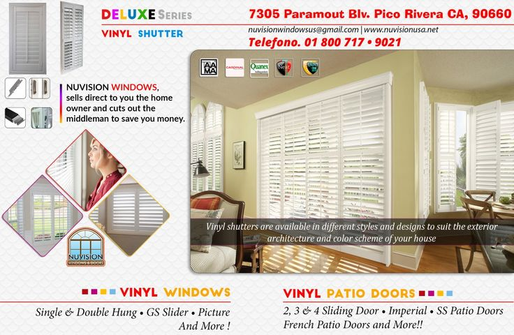 49 best nuvision windows and doors images on pinterest for Best quality vinyl windows