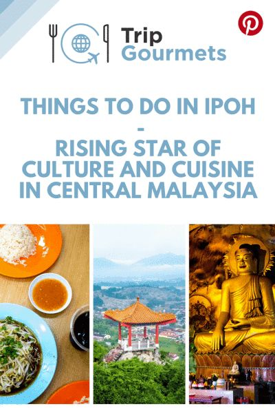 There are some fantastic underrated things to do in Ipoh and plenty of local cuisine to explore! In this post, we will show you all the reasons why we recommend that you visit Ipoh when you're in Malaysia. #Malaysia #Ipoh #Southeast Asia