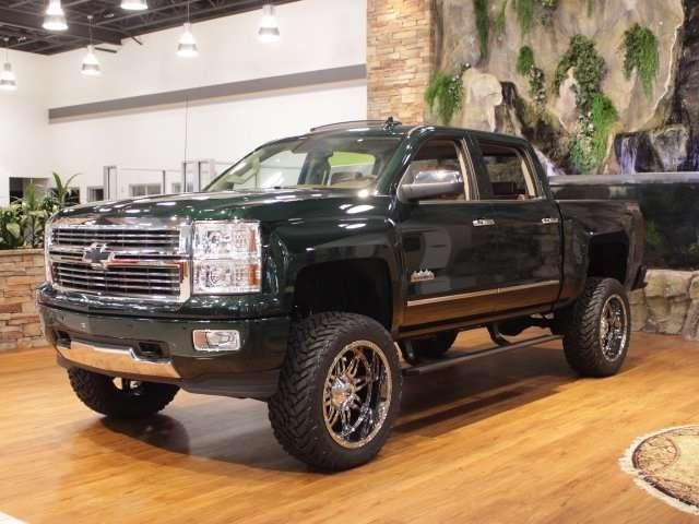 2015 Chevrolet Silverado 1500 High Country | Our Custom Trucks | Chevy trucks, Jeep truck, 2015