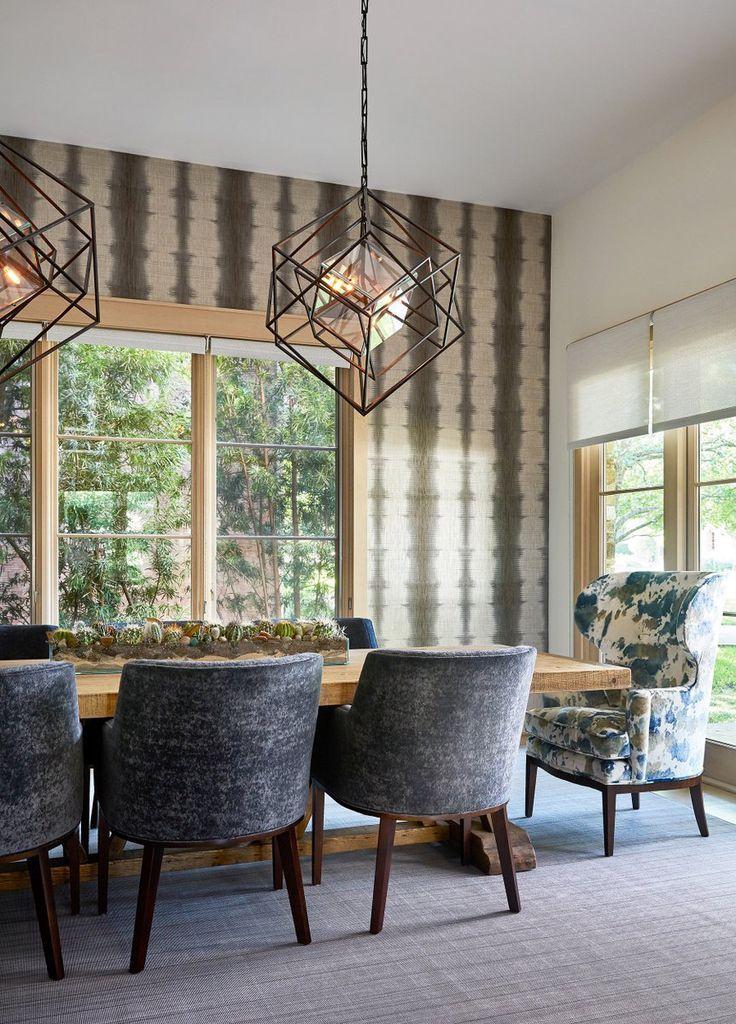 Cubist Medium Chandelier Dining Table Lighting Extra Long