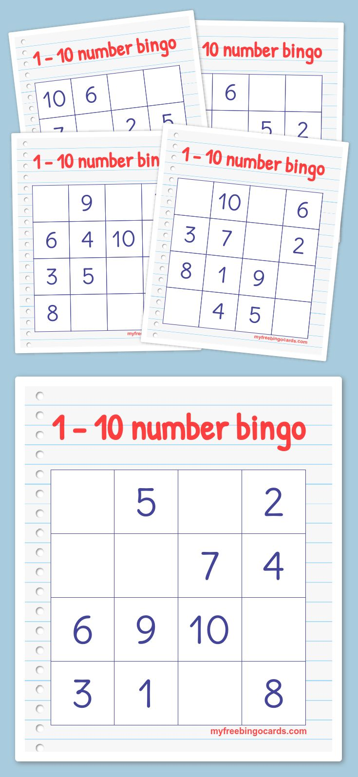 making bingo cards online