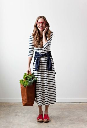 MARNI STRIPE DRESS... and ill take this one too!!! #sonnetjames