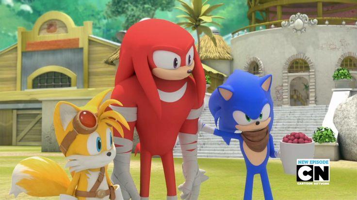 Sonic Boom - Episode 25