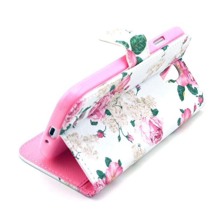 Wallet Flip Leather Stand Case Cover FOR Samsung Galaxy S3 S4 S5 I8190 9190 | eBay