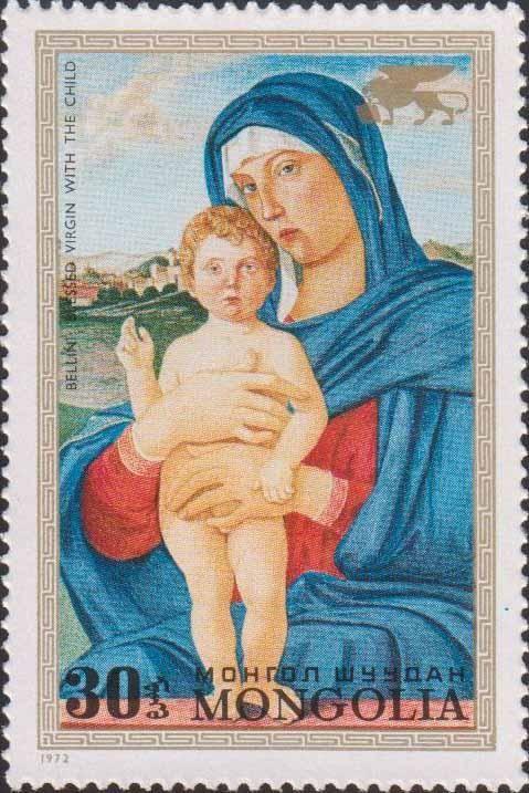 Джованни Беллини (1430-1516). «Мадонна с младенцем»