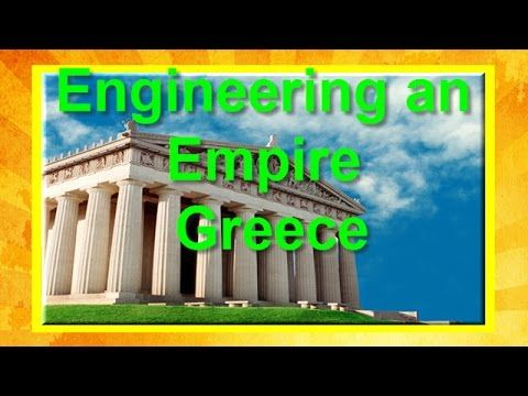 History Documentary - How its Made Engneering an Empire Greece - Documen...