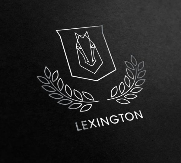 LEXINGTON on Behance #horse #face #simplistic