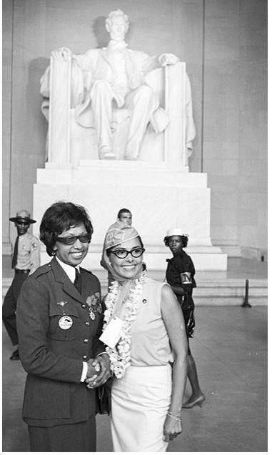 Josephine Baker & Lena Horne