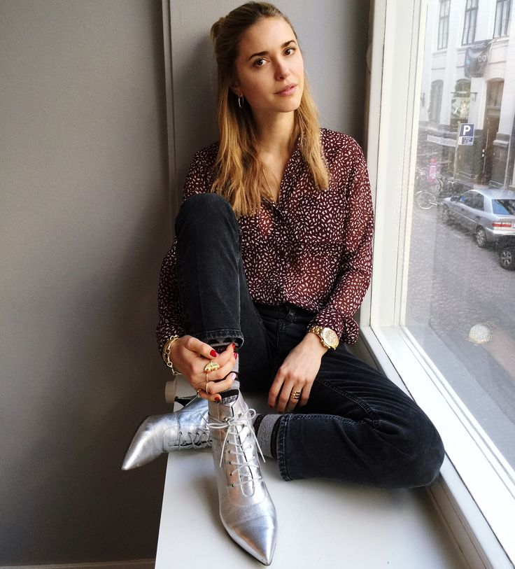 25  best ideas about Silver boots on Pinterest | Metallic boots ...