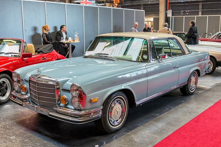 Alle Größen | Mercedes 280 SE 3.5 coupe US 1970 fl3q | Flickr - Fotosharing!