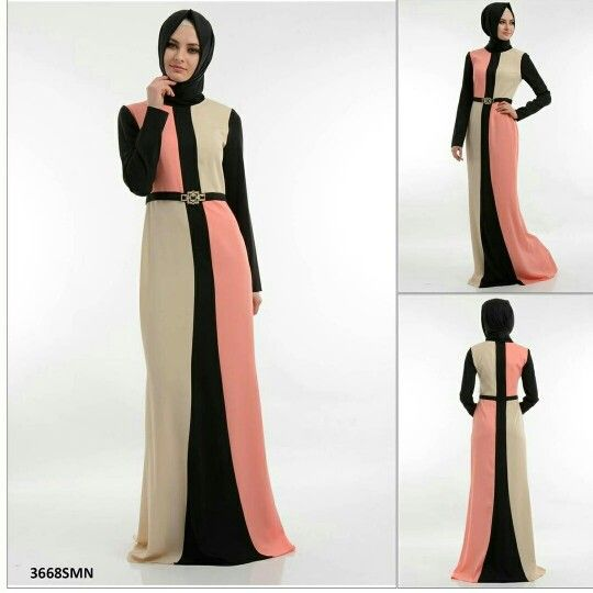 Beautiful hijab dress🌀💠WOMENS FASHION : NIQAB ,‫نِقاب‬‎‎ , ABAYA , ‫عباية‬‎‎ ,عباءةʿ عبايات ʿعباءاتʿ , ABA , HIJAB , ‫حجاب‬‎‎ More Pins Like This At FOSTERGINGER @ Pinterest🌀💠