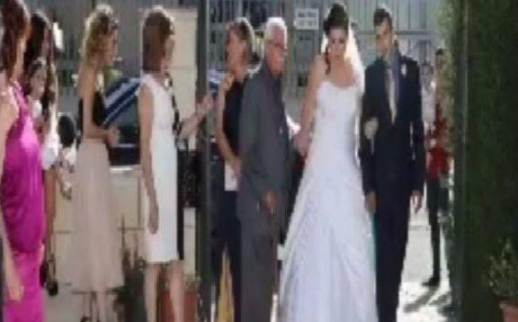 Ανατριχιαστικός Γάμος σε χωριό!! Την Νύφη συνόδευε ο ΝΕΚΡΟΣ πατέρας της!!