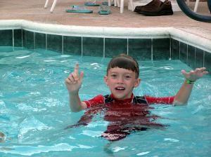 Teaching Special Needs Kids to Swim