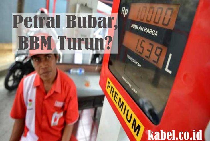Bila Biaya pengadaan BBM turun, harganya akan turun