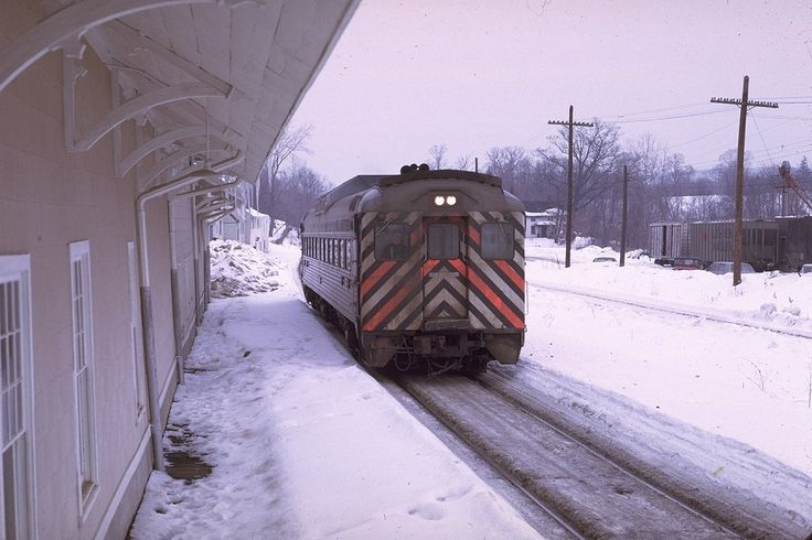 (191k, 1024x682)<br><b>Country:</b> United States<br><b>System:</b> Metro-North Railroad (or Amtrak or Predecessor RR)<br><b>Line:</b> Metro North-Harlem Line<br><b>Location:</b> Pawling <br><b>Car:</b> RDC  61 <br><b>Photo by:</b> Joe Testagrose<br><b>Date:</b> 1/17/1970<br><b>Viewed (this week/total):</b> 0 / 3372