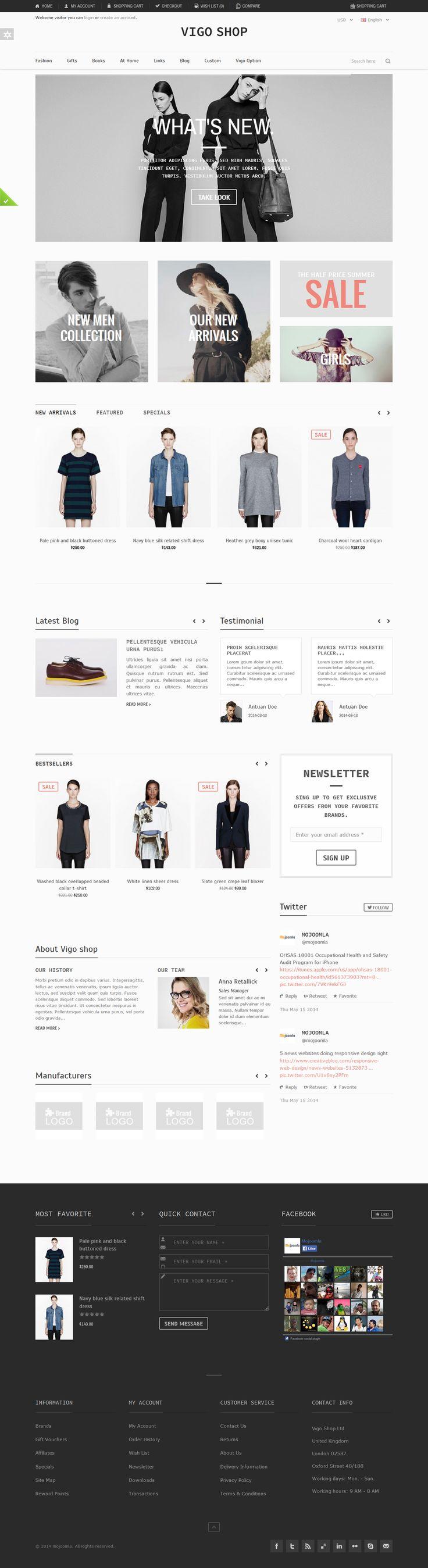 Responsive Joomla template  http://themeforest.net/item/vigo-shop-responsive-multipurpose-joomla-theme/8328826