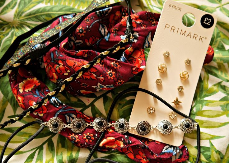 STYLE: NEW SEASON PRIMARK HAUL - SHOES + ACCESSORIES | Good Golly Miss Hollie | UK Beauty Fashion Lifestyle Blog