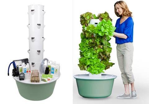 12 plug n play hydroponics systems