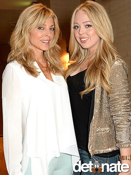 A picture of Marla and Tiffany (taken recently). As you can see, Tiffany inherited Marla's great genetic genes and is quite a looker.