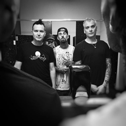 Blink 182 with Matt Skiba at The Forum at KROQ's Almost Acoustic Christmas