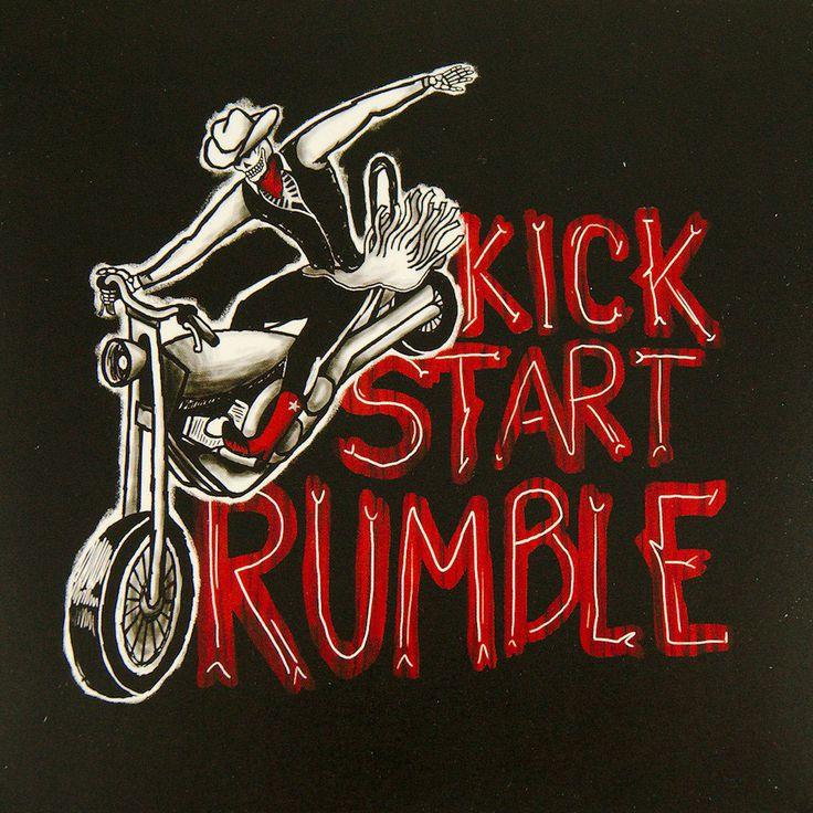 Kick Start Rumble CD