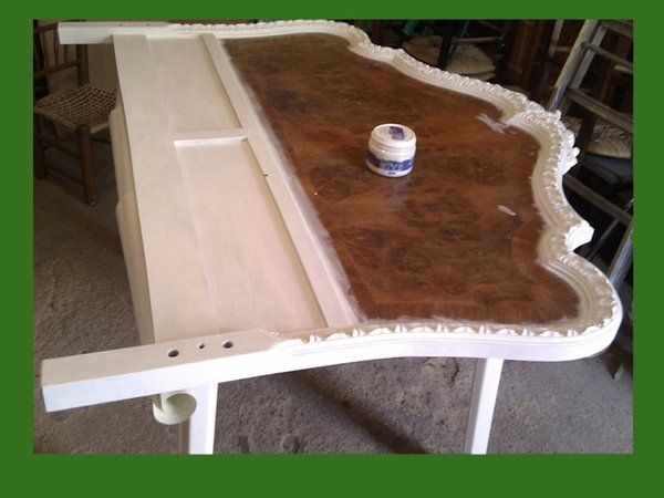 M s de 25 ideas incre bles sobre cabecero antiguo en for Tunear muebles antiguos