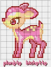 Favorit 20 best Hama animaux Kawaii Perler Beads images on Pinterest  UH81