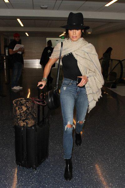Nikki Reed Photos - Nikki Reed is Seen at LAX - Zimbio