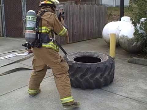 Firefighter Fitness - Combat Challenge
