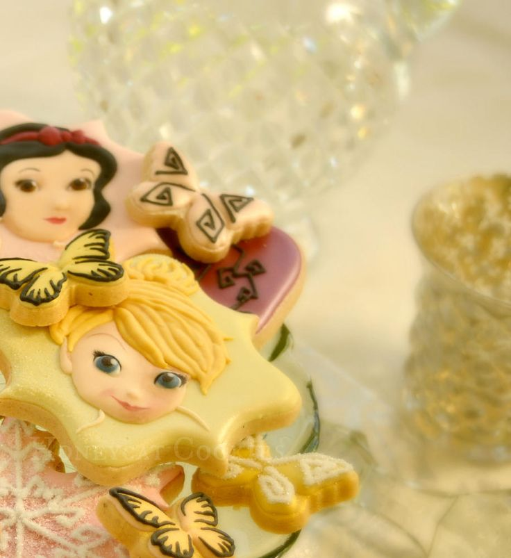 Disney Princess Platter: Tinkerbell | Cookie Connection
