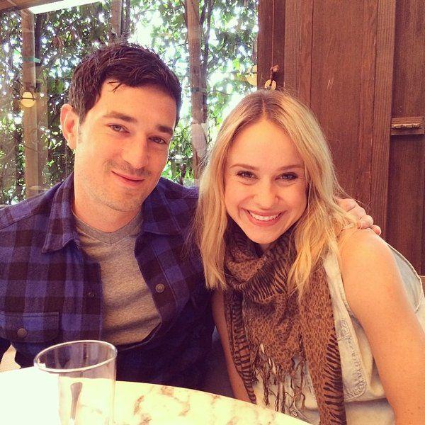 'Glee' Star Becca Tobin's Boyfriend Found Dead in Hotel Room