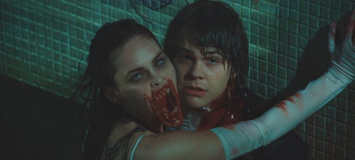 Jennifer's Body. This movie is vastly underrated. Megan Fox is awesome as a super sexy Succubus.