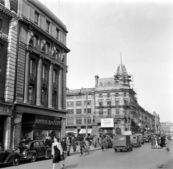 Abbey Street 1940s