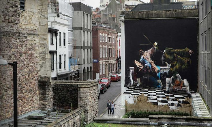 10 Famous Street Artists From Ireland