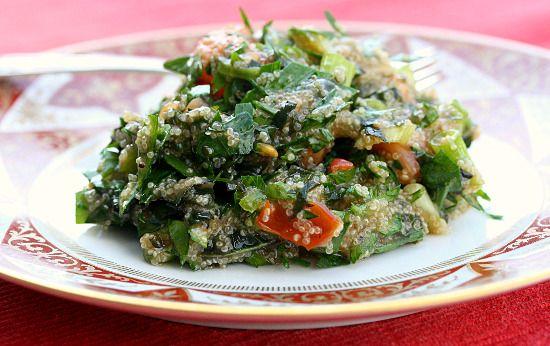 amaranth tabouli: Glorious Grains, Tabouli Recipes, Amaranth Tabouli Thi, Amaranth Tabbouleh, Veggies Recipes, Favorite Recipes, Tabouli Tabbouleh, Saveur Recipes, Kitchens Amaranth