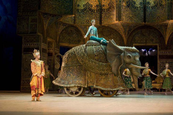 Paris+Opera+Ballet+La+Bayadere | Paris Opera Ballet – La Bayadère – Paris | DanceTabs